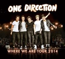 Exklusiva förköpsbiljetter till One Direction med American Express