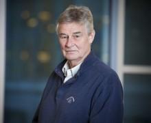 Valprofessor Sören Holmberg på Arena Göteborg