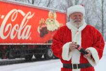 «Holidays are coming»-traileren på Norges-turné