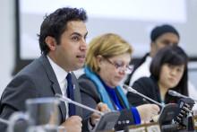 FNs ungdomsutsending i Oslo: Tid for en global energirevolusjon