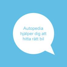 Autopedia fyller 1 år - ny konsumentfunktion lanseras!