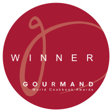 Sodexos jubilemsbok premieras av Gourmand World Cookbook Awards