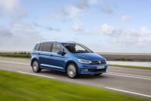 Euro NCAP: nya Touran är säkrast i klassen