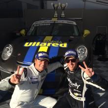 Dubbelseger för Ola Nilsson i säsongsavslutningen av Swedish GT
