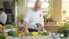 Ny reklamfilm från Findus med egna kocken Kenneth i huvudrollen.