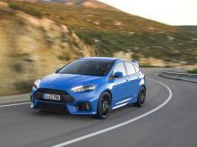 Ford Focus RS – vilde køreegenskaber til langt under 600.000 kr.