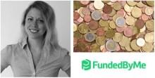 Cathrine kan crowdfunding