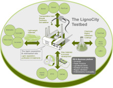 LignoCity – a new centre for new green technologies
