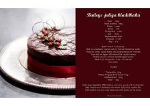 Recept: Baileys Juliga Kladdkaka
