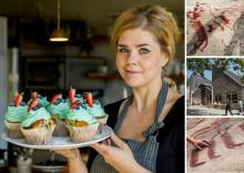 Lokalproducerat och kravmärkt är ledord när Ida Malmenheim tar över Vitlycke museums café.