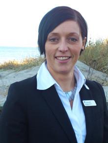Terese Asplund ny platschef på Varbergs Kurort