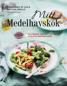 Mitt Medelhavskök - pris som Bästa Italienska kokbok 2014 i Gourmand World Cookbook Awards
