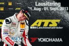 Castrolsponsrade John Bryant-Meisner tillbaka på ATS Formula 3 Cup-pallen