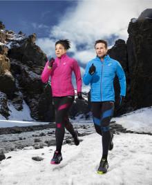 Välkommen till en fullspäckad löparvecka med vintertema i ASICS Flagship store