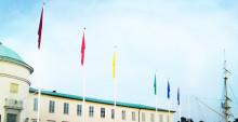 Stockholm Pride invigs med pompa, ståt och hyfs