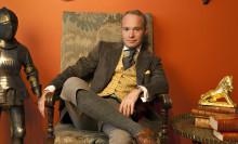 Upplev Downton Abbey med Peder Lamm