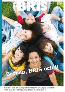 Barnen, BRIS och it 2009