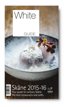 White Guide presenterar sin första regionala guide - White Guide Skåne
