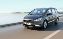 Ford julkistaa täysin uuden Galaxyn; ylellinen seitsenpaikkainen tarjoaa ensiluokkaista matkustamista, mukavuutta ja käytännöllisyyttä