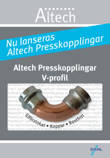 Altech Presskopplingar