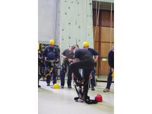 Utbildning och träning minskar riskerna och ökar den egna säkerheten