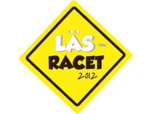 logotyp Läs-Racet 2012
