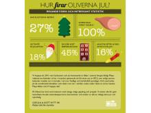 Intressant julstatistik