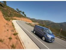 Ford Transit Costom vil bli vist for først gang på den internasjonale nyttekjøretøyutstillingen i Birmingham.