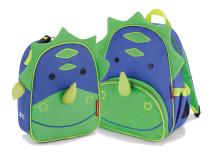 Skip Hop Zoo Pack & Zoo Lunchie Dino
