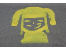 Hernesaaren risteilylaitureiden maalausta 16.5.2012