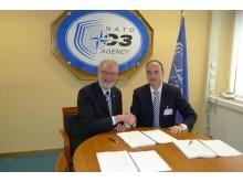 BT levererar globala nätverkstjänster till NATO