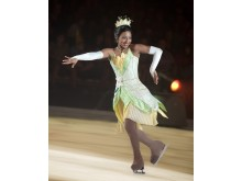 Prinsessan Tiana i Disney On Ice