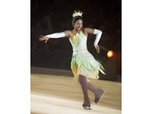 Prinsessan Tiana i Disney On Ice