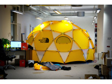The North Face 2 Meter Dome