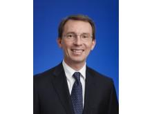 Björn Hallin, branschansvarig för bilindustrin på KPMG i Sverige
