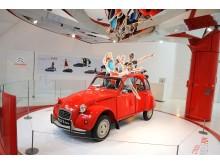 2 CV första familjenbilen från Citroën