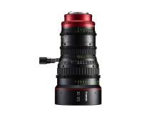 Canon CN-E30-105mm T2.8L ovanifrån