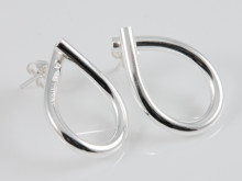 H2O Earrings from 925 Catrine Linder