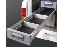 Lådavdelare i aluminium