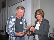 Årets turistentreprenör i södra Småland är Ola Abrahamsson