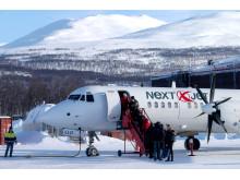 Next jet flyger till Hemavan Tärnaby