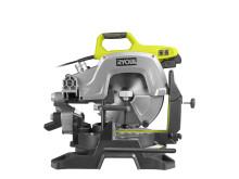 Uusi kompakti Ryobi® katkaisu-/ ja jiirisaha liukutoiminnolla