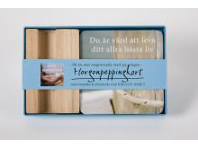 Morgonpeppingkort Livskonstnär i låda