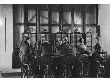 1881 - Trondhjems Telefonanlægs Centralstation 1890