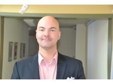 Anders Törnroth, Försäljningschef på Sånga-Säby Kurs & Konferens