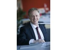 Oscar Wenell, direktör Network Services