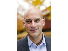 Martin Rudberg, professor i bygglogistik