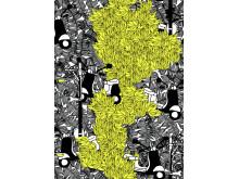 Design: Liv Gisslandi, textildesignutbildning