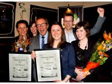 Vinnaren av Stora pr-priset 2012