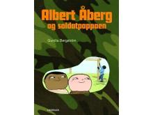 Omslag: Albert Åberg og soldatpappaen